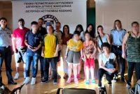 Εκπαιδευτική επίσκεψη του ΚΔΑΠ ΜΕΑ Πρότυπο στις εγκαταστάσεις του Αστυνομικού Μεγάρου Κοζάνης