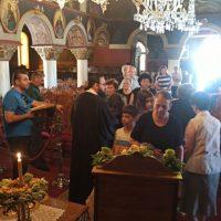 Αναχώρησε το Ιερό Λείψανο του Αγίου Νεκταρίου από τον Ι.Ν. Αγίας Μαρίνης Τσοτυλίου Κοζάνης – Δείτε φωτογραφίες