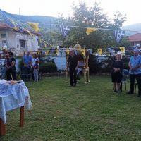 Πανηγυρικός εσπερινός στην «Παναγία της Χρυσοπηγής» στην Σκήτη Κοζάνης – Δείτε φωτογραφίες