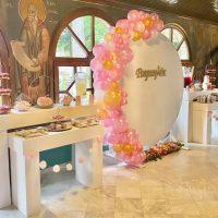 Μια ακόμη ξεχωριστή βάφτιση με θέμα την κολοκύθα από το κατάστημα Δημιουργίες Like a Dream στην Κοζάνη