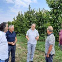 Από Δευτέρα ξεκινά η προσωρινή αποκατάσταση των ζημιών του αγροτικού δικτύου των περιοχών Βελβεντού και Σερβίων – Επαφές Κασαπίδη με τον Πρόεδρο του ΕΛΓΑ για τις ζημιές των αγροτών