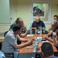 Επίσκεψη του Γιώργου Κασαπίδη στις πληγείσες από την χαλαζόπτωση καλλιέργειες στο Βελβεντό και στα Σέρβια Κοζάνης – Δείτε το βίντεο