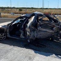 Τραγωδία στην άσφαλτο: Επτά νεκροί και πέντε τραυματίες σε τροχαίο στην Εγνατία στην Αλεξανδρούπολη