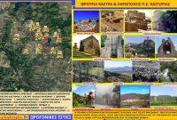 Κάστρα, φρούρια και ακροπόλεις της Π.Ε. Καστοριάς – Του Σταύρου Π. Καπλάνογλου