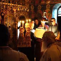 Ιερά Μονή Μεταμορφώσεως του Σωτήρος Δρυοβούνου: Ο Εσπερινός της εορτής της Μεταμορφώσεως – Δείτε το βίντεο