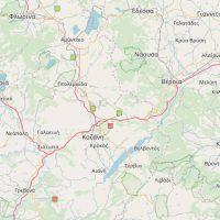Έξι σημεία στη Δυτική Μακεδονία με εγκαταστάσεις που αποθηκεύουν Νιτρικό Αμμώνιο σύμφωνα με χάρτη του Υπουργείου Ενέργειας