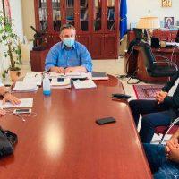 Συνάντηση αντιπροσωπείας της προσωρινής διοικούσας της Α.Ε.Π. Κοζάνης με τον Περιφερειάρχη Δυτικής Μακεδονίας