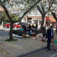 Ανακοίνωση του Δήμου Κοζάνης για τη χρήση μάσκας στις λαϊκές αγορές από καταναλωτές και επαγγελματίες