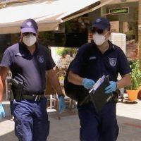 Αρκετές παραβάσεις τη Δευτέρα 13/9 στη Δυτική Μακεδονία για μη χρήση μάσκας σε ταξί, λεωφορεία και καταστήματα