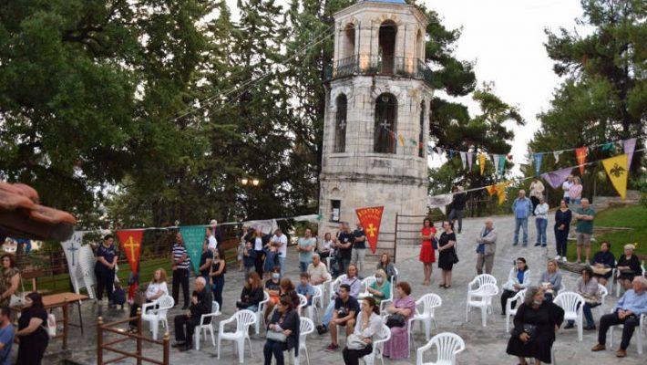 Πανηγυρίζει ο Ιερός Ναός Μεταμορφώσεως του Σωτήρος Κοζάνης