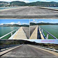 Δείτε βίντεο από την κυκλοφορία στη γέφυρα Ρυμνίου μετά από τα έργα συντήρησης