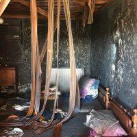 Κάτοικος σε χωριό των Γρεβενών έχασε το σπίτι του από κεραυνό – Άμεση ανταπόκριση του Δήμου Γρεβενών