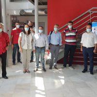 Επίσκεψη Αντιπεριφερειαρχών Δυτικής Μακεδονίας στις εγκαταστάσεις του ΕΚΕΤΑ στην Πτολεμαΐδα