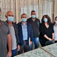Επίσκεψη του Αντιπεριφερειάρχη Περιφερειακής Ανάπτυξης Νίκου Λυσσαρίδη στην τοπική κοινότητα Ροδίτη – Έγκριση έργων από το Περιφερειακό Συμβούλιο