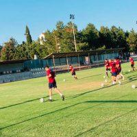 Η πρώτη ποδοσφαιρική συνάντηση στο γήπεδο της Ξηρολίμνης για την ΑΕΠ Κοζάνης