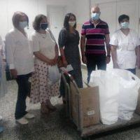 Δωρεά του Συλλόγου Καρκινοπαθών Κοζάνης στο Μαμάτσειο Νοσοκομείο Κοζάνης
