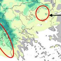 Έκτακτο δελτίο επιδείνωσης του καιρού το Σαββατοκύριακο – Ανακοίνωση της Πολιτικής Προστασίας της Περιφέρειας Δυτικής Μακεδονίας