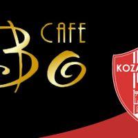 Ανανέωσαν τη χορηγική τους συνεργασία η ομάδα της Κοζάνης με το Bo Cafe