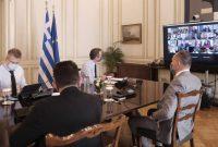 Lockdown σε Θεσσαλονίκη, Ροδόπη και Λάρισα – Μητσοτάκης: Αύριο τα νέα μέτρα για τον κορονοϊό – Θα ανακοινωθεί νέο σχέδιο δράσης διάρκειας ενός μήνα