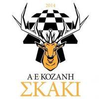Ξεκίνησαν τα μαθήματα σκάκι των ακαδημιών του σκακιστικού τμήματος της Α.Ε.Κοζάνης