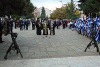 Πραγματοποιήθηκαν οι εκδηλώσεις εορτασμού στα Γρεβενά για το θρυλικό Έπος του '40
