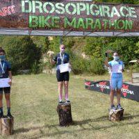 Πραγματοποιήθηκε με επιτυχία η ετήσια διπλή διοργάνωση ορεινής ποδηλασίας DorosopigiRace X-country και Marathon στην Δροσοπηγή Φλώρινας