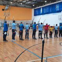 """Οι """"Τοξόκλυτοι"""" Κοζάνης ξεκίνησαν και φέτος τις προπονήσεις κλειστού χώρου στο προθερμαντήριο του ΔΑΚ Λευκόβρυσης – Αναστολή των προπονήσεων έως τις 12/10"""