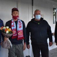 Φεύγει από την Κοζάνη και πάει Ισπανία ο διεθνής Ιάπωνας ποδοσφαιριστής Τακαγιούκι Μοριτόμο