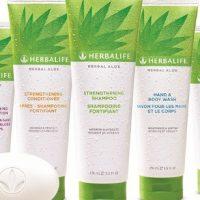 Κρέμα χεριών και σώματος από αλόη της Herbalife: Κλειδώστε την υγρασία για διαρκή ενυδάτωση