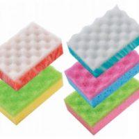 Πώς να επιλέξετε το κατάλληλο σφουγγάρι για την καθαριότητα στο σπίτι