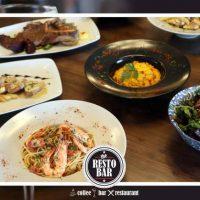 Το The Restobar στο σπίτι σας! Δείτε το μενού του καταστήματος και παραγγείλτε τις αγαπημένες σας γεύσεις