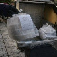 Lockdown: Τι ισχύει με τo take away και το delivery των καταστημάτων – Διευκρίνιση της Πολιτικής Προστασίας
