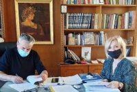 Υπογραφή συμβάσεων του τοπικού προγράμματος CLLD/LEADER της ΑΝΚΟ