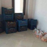 Δωρεές προϊόντων από πολίτες στον Δήμο Σερβίων για τις άπορες οικογένειες της περιοχής