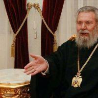 Πρόβλημα για την Κύπρο μας η ανευθυνότητα του Αρχιεπισκόπου Χρυσόστομου – Άρθρο της Μάχης Γραικού