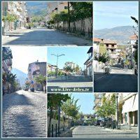 Βίντεο: Εικόνες από τα Σέρβια στην 2η περίοδο του LockDown