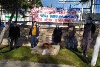 Το ΠΑΜΕ για την απεργιακή μάχη που δόθηκε από τα ταξικά σωματεία σε διάφορους χώρους δουλειάς της Κοζάνης