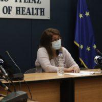 Ενημέρωση του Υπουργείου Υγείας για τον κορονοϊό: «Σταθεροποίηση, αλλά όχι όση αναμέναμε – Μεγάλη παραμένει η διασπορά – Συγκρατημένη αισιοδοξία πως τα μέτρα αρχίζουν να αποδίδουν»