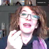 Το 8ο Γυμνάσιο Κοζάνης συναντά διαδικτυακά Ελληνίδες συγγραφείς