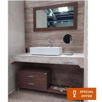 Αλλάξτε το μπάνιο σας με μία ολοκληρωμένη πρόταση επίπλων Papapolitis!