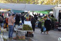 Ανακοίνωση για τους εκθέτες των λαϊκών αγορών του Δήμου Κοζάνης