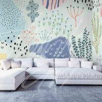 2+1 κομψές ιδέες για τη διακόσμηση του τοίχου σας