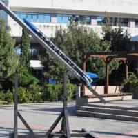 Θεσσαλονίκη: Φοιτητές του ΑΠΘ καινοτομούν κατασκευάζοντας και εκτοξεύοντας… πυραύλους