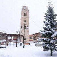 Όμορφες χειμωνιάτικες εικόνες από την Κερασιά Κοζάνης – Δείτε τις φωτογραφίες
