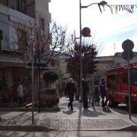Αναστάτωση από καπνούς σε καφεκοπτείο στο κέντρο της Κοζάνης – Δείτε φωτογραφίες