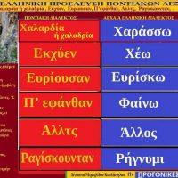 Οι αρχαιοελληνικές ρίζες των ποντιακών λέξεων Εκχύεν, Ευρίουσαν, Π'εφάνθαν, Αλλτς, Ραγίσκουνταν – Της Δέσποινας Μιχαηλίδου Καπλάνογλου