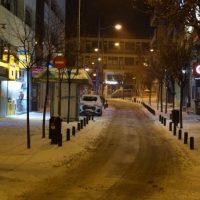 Παγωμένο σκηνικό με -8°C το βράδυ του Σαββάτου 13/2 στην Κοζάνη – Δείτε φωτογραφίες