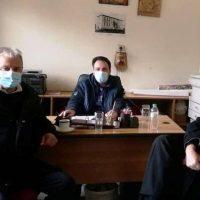 Συσκέψεις του Αντιπεριφερειάρχη Κοζάνης με Προέδρους στις Τοπικές Κοινότητές τους