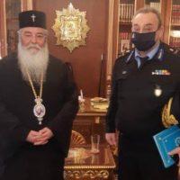 Συνεχίζονται οι επισκέψεις γνωριμίας του νέου Διοικητή της Πυροσβεστικής Διοίκησης Δυτικής Μακεδονίας Σ. Κορέλα