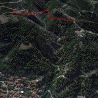 Διάνοιξη δασικής αντιπυρικής οδού «Λόφος Βυζαντινού Κάστρου Σερβίων – Επαρχιακή Οδός Σερβίων – Καστανιάς»